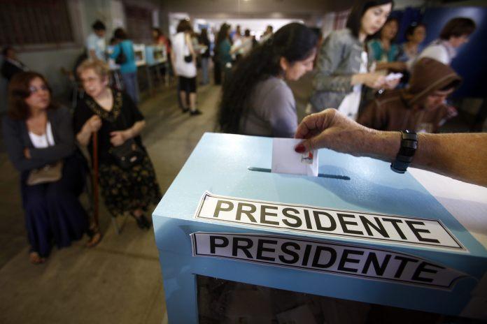 JORNADA DE ELECCIONES PRESIDENCIALES Y PARLAMENTARIAS EN CHILE